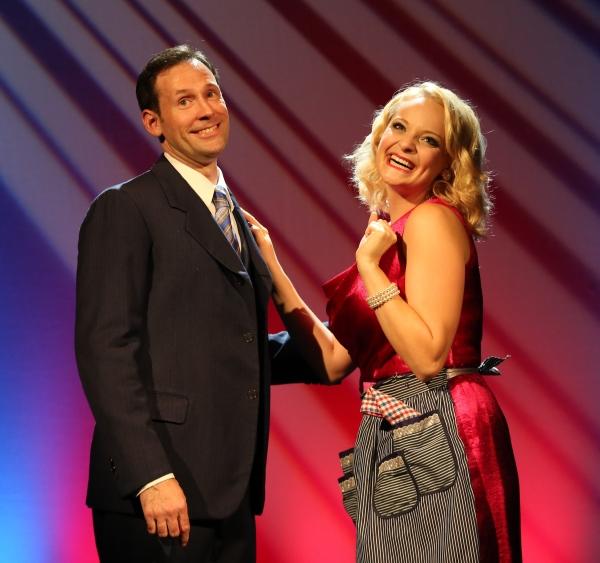 Christopher Ryan & Ruth Pferdehirt  Photo