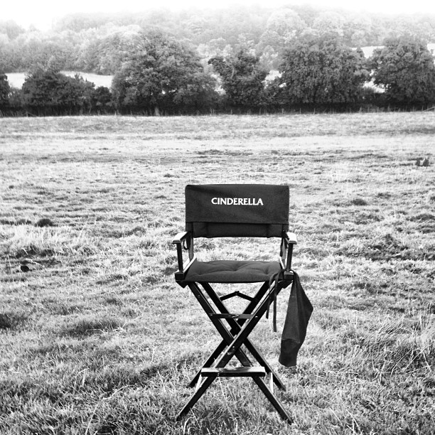 Kendrick & More Share Photos From INTO THE WOODS Set; Week 3 Filming Continues