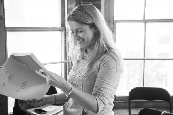 Photo Flash: In Rehearsal with Alex Parker's PUTTING IT TOGETHER at G LIVE Studio