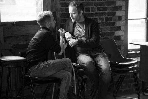 Alastair Knights & Damian Humbley