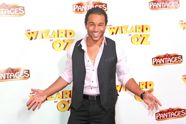 Corbin Bleu (Dancing With the Stars)