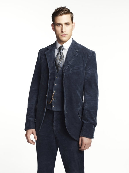 DRACULA -- Season: 1 -- Pictured: Oliver Jackson-Cohen as Jonathan Harker-- (Photo by: Nino Munoz/NBC)