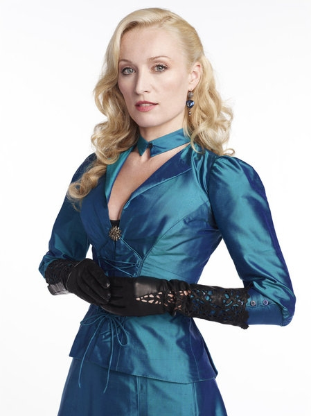 DRACULA -- Season: 1 -- Pictured: Victoria Smurfit as Lady Jayne Wetherby -- (Photo by: Nino Munoz/NBC)