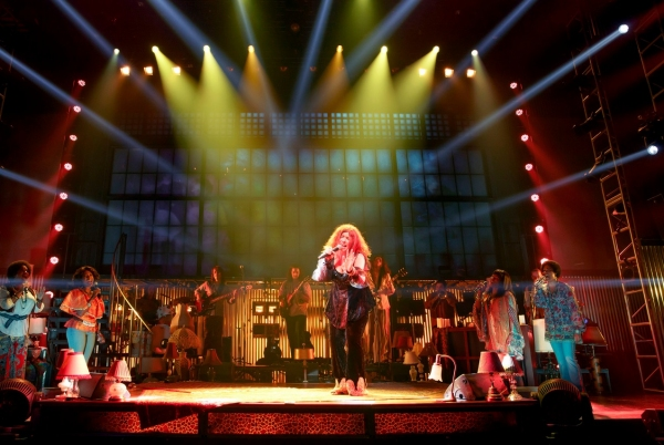 Photo Flash: First Look at Mary Bridget Davies in A NIGHT WITH JANIS JOPLIN on Broadway!
