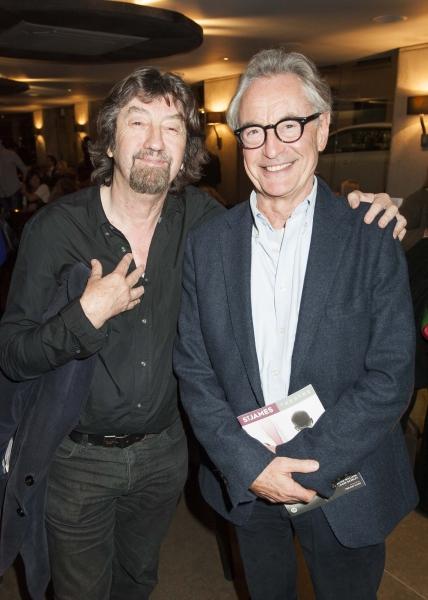 Trevor Nunn and David Gilmore Photo