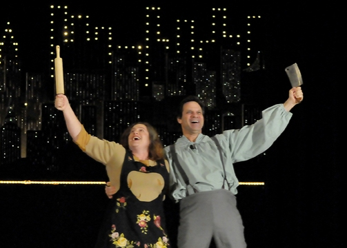 Barber Zone Sacramento : Photo Flash: Inside the 2013 Elly Awards - CABARET, HAIRSPRAY, SWEENEY ...