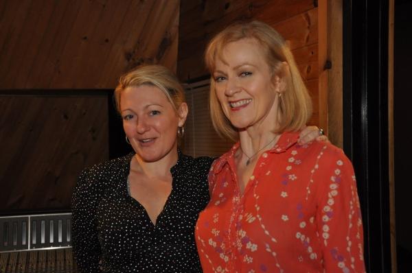 Lynn Pinto (Producer) and Jane Blass
