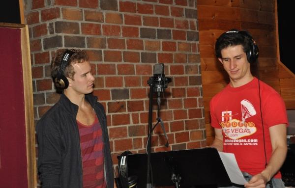 Ryan Steele and Colin Israel Photo