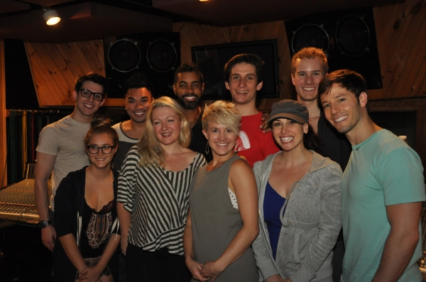 Clay Thomson, Andros Rodriguez, Jason Michael Webb, Colin Isreal, Ryan Steele, Heather Tepe, Lynn Pinto, Betsy Struxness, Lesli Margherita and Thayne Jasperson