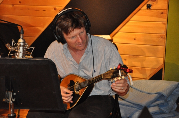 Exclusive Photo Coverage: In the Recording Studio with ONCE for Carols For A Cure