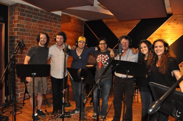 J. Michael Zygo, Adam Wesley Brown, Ari McKay Wilford, Carlos Valdes, Andrea Goss and Photo