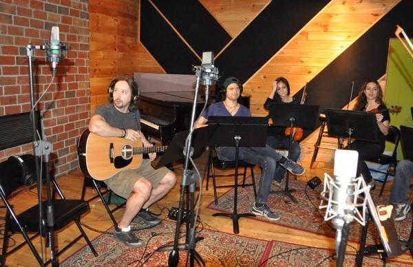 J. Michael Zygo, Ari McKay Wilford, Andrea Goss and Erikka Walsh Photo
