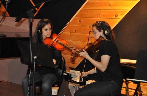Andrea Goss and Erikka Walsh