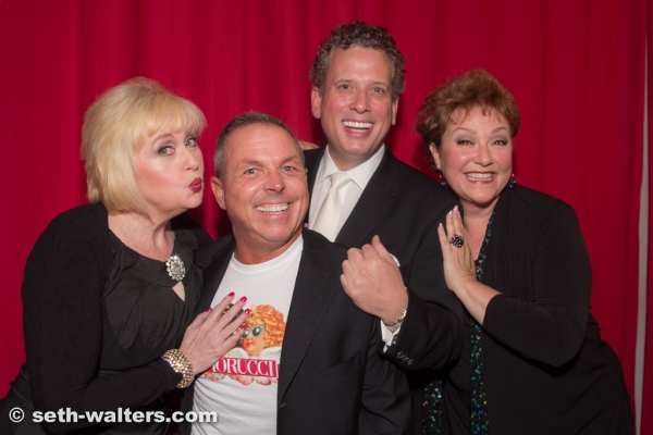 Sally Mayes, Matt Berman, Billy Stritch and Sharon Montgomery
