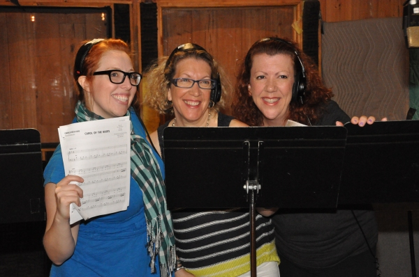 Exclusive Photo Coverage: Harvey Fierstein, Annaleigh Ashford and KINKY BOOTS Cast Sing Carols For A Cure
