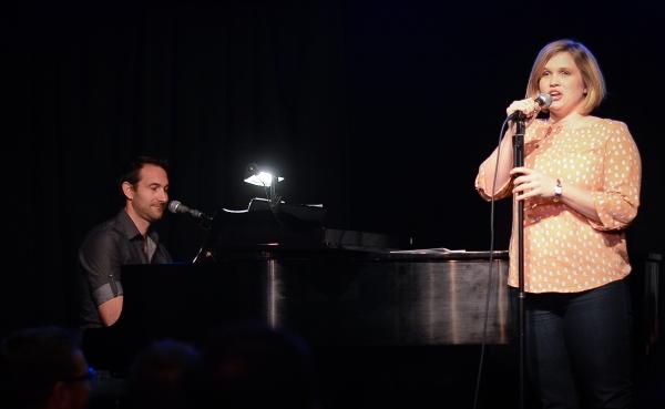 Rob Rokicki and Amanda Flynn Photo