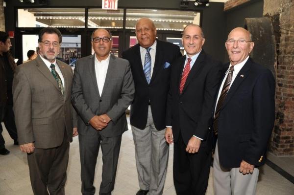 Steve Corte, Cyrus Hakakian, Bill Wise, Peter Cavallaro, Ernie Strada Photo