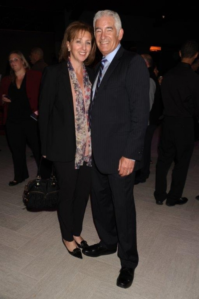 Aviva Miller, Bruce Michael, Executive Director The Space at Westbury