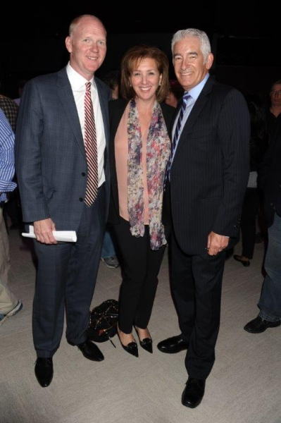 Jim Glancy, Aviva Miller, Bruce Michael