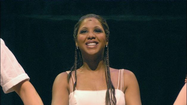 FLASH FRIDAY: Toni Braxton Back On Broadway