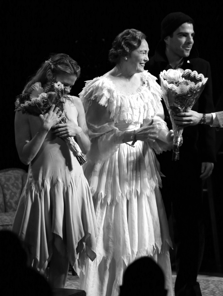 Photo Coverage: THE GLASS MENAGERIE Opening Night Curtain Call