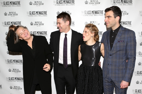 Photo Coverage:  Opening Night Party for THE GLASS MENAGERIE