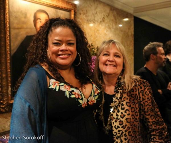 Natalie Douglas & Debbi Bush Whiting