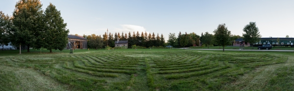 Photo Flash: LAND|SLIDE: Possible Futures, Now Open at Markham Museum
