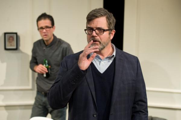 Jim O'Brien, Tony Estrella in A NUMBER