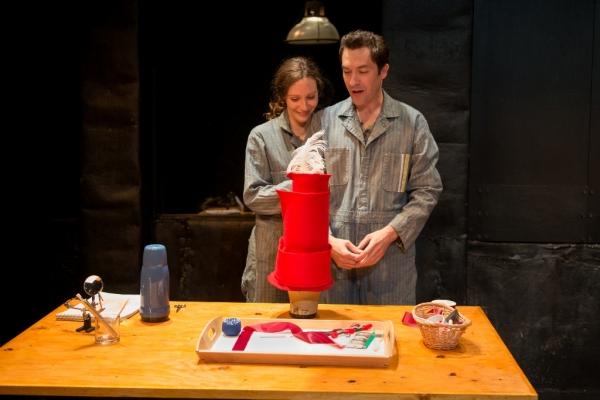 Alexander Platt, Marianna Bassham in FAR AWAY