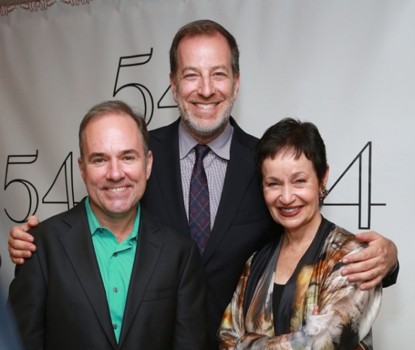 Stephen Flaherty, Lynn Ahrens and Ted Sperling