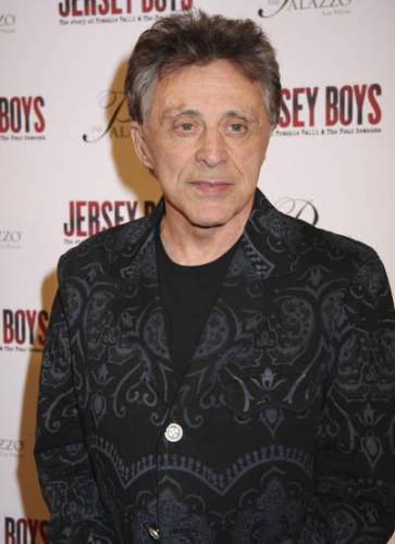 Frankie Valli Discusses JERSEY BOYS Movie
