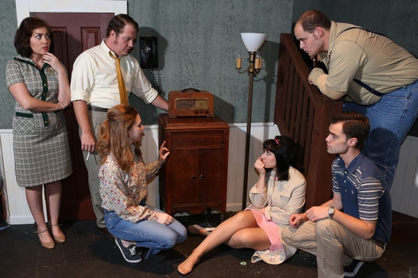 Photo Flash: Meet the Cast of New Line Theatre's NIGHT OF