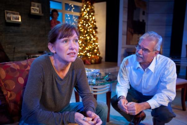 Ginger Lee McDermott, Marion Marsh (background), Joe Candelora