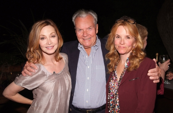 Sharon Lawrence, Peter Jason and Lea Thompson