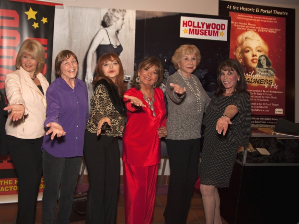 Ilene Graff, Geri Jewell, Judy Tenuta, Dawn Wells, Michael Learned and Kate Linder