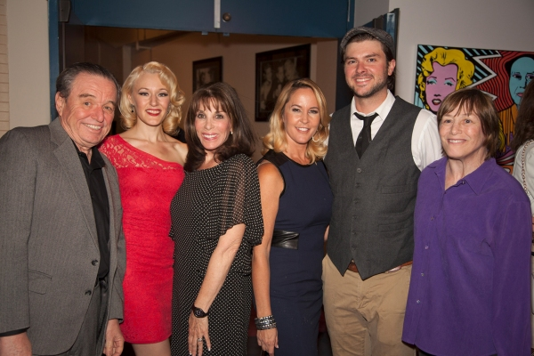 Photo Flash: MARILYN ... MADNESS & ME Celebrates Opening at El Portal Theatre