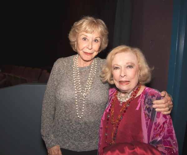 Michael Learned and Jane Kean