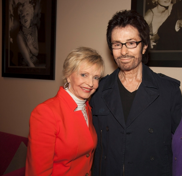 Florence Henderson and George Chakiris