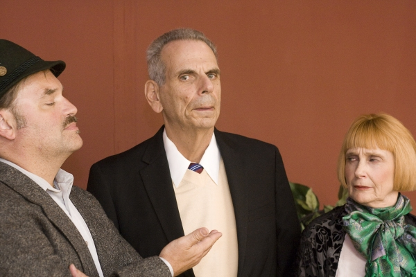Ray Palen, Jerold Snyder and Maris Kastan