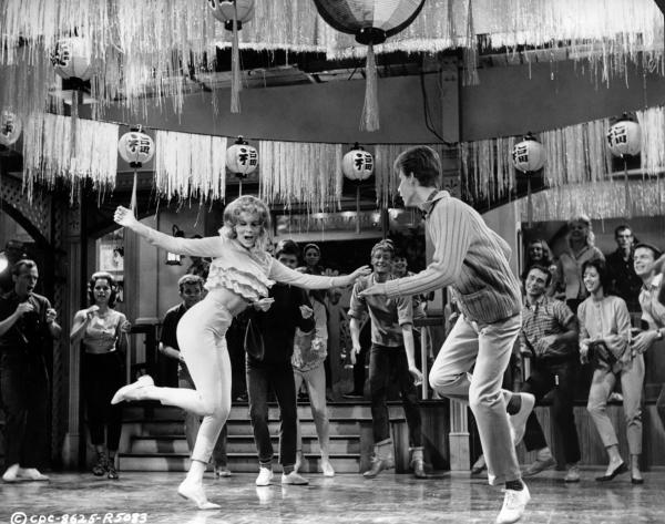 Ann-Margret and Bobby Rydell in Bye Bye Birdie