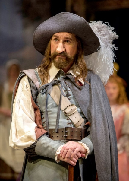 Harry Groener as Cyrano