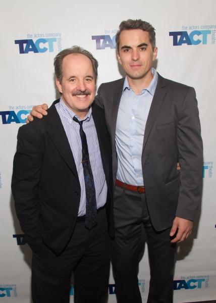John Pankow and Alec Beard