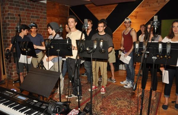 Tommy Martinez, David Guzman, Andy Richardson, Iain Young, Mark Aldrick, Evan Kasprza Photo