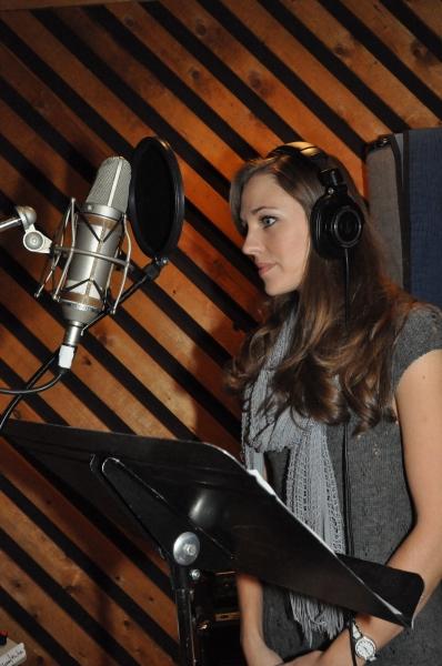 Exclusive Photo Coverage: Laura Osnes, Santino Fontana & CINDERELLA Cast Record Carols For A Cure