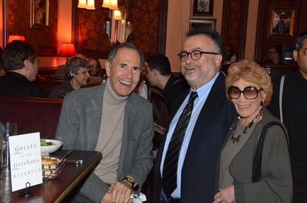 Freddie Gershon, Richard Frankel, Myrna Gershon