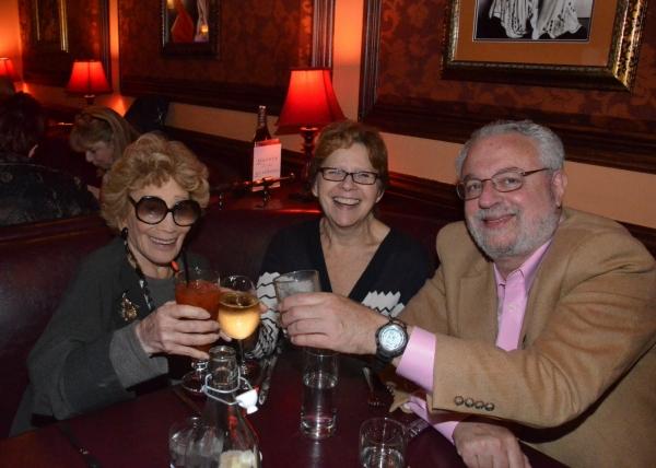 Myrna Gershon, Sharon Dunn and Harvey Zirofsky Photo