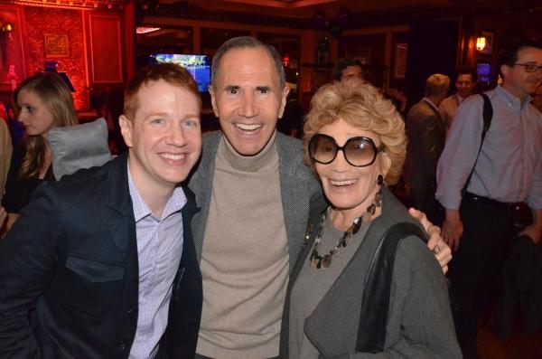 Ken Kleiber, Freddie and Myrna Gershon Photo