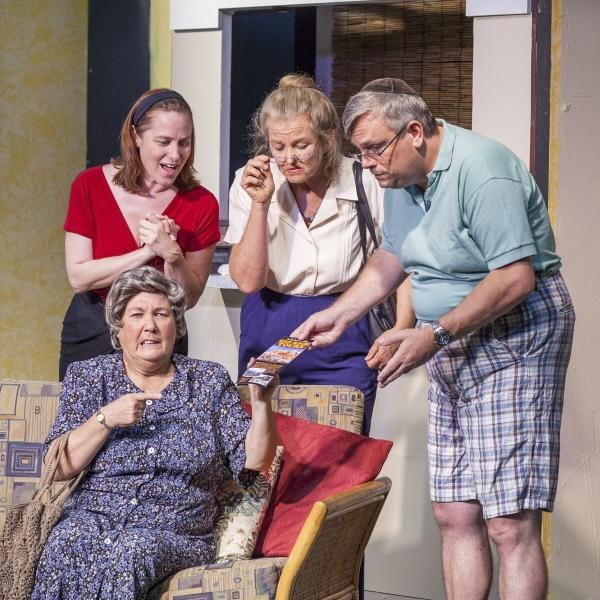 Angela Thompson, Sharyn Stone, Gary Shin-Leavitt; Bottom: Barbara Sedano