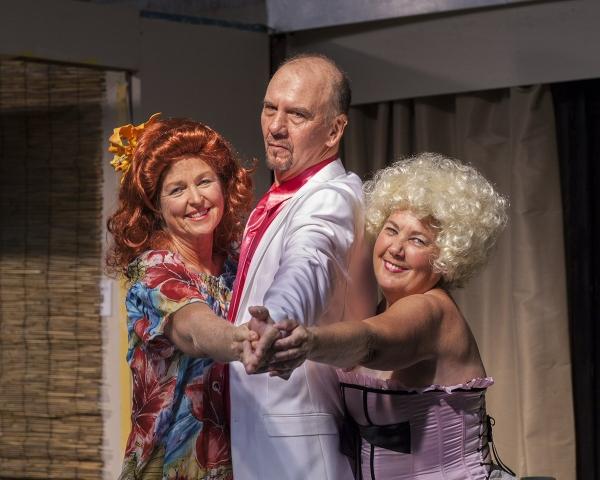 Sharyn Stone, Scott Newman, Barbara Sedano